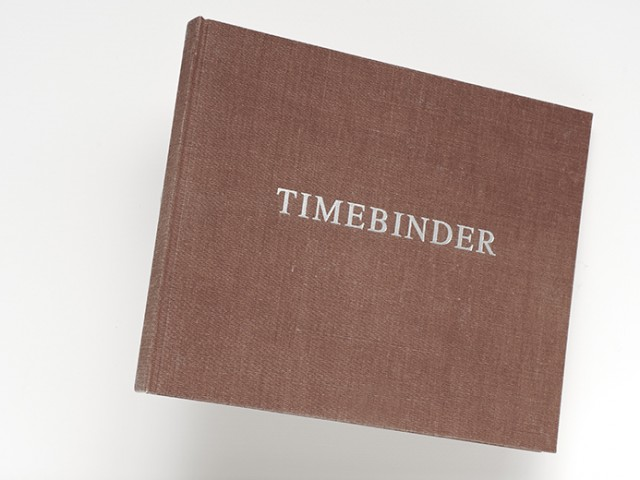 Timebinder – 2010