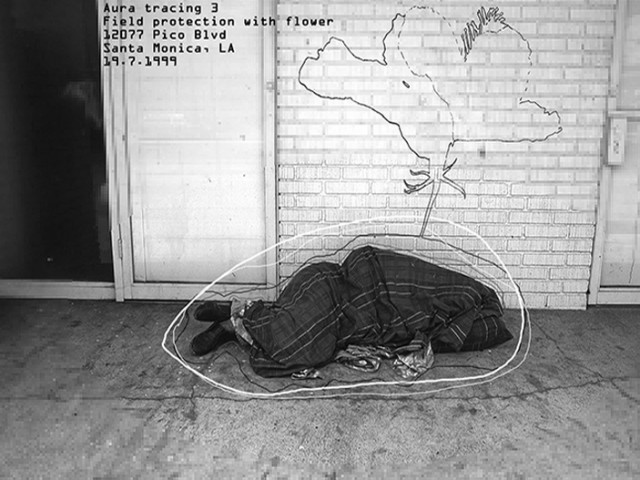 Aura Tracings for the Homeless – 2001